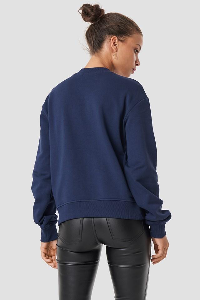 Basic Sweater Navy
