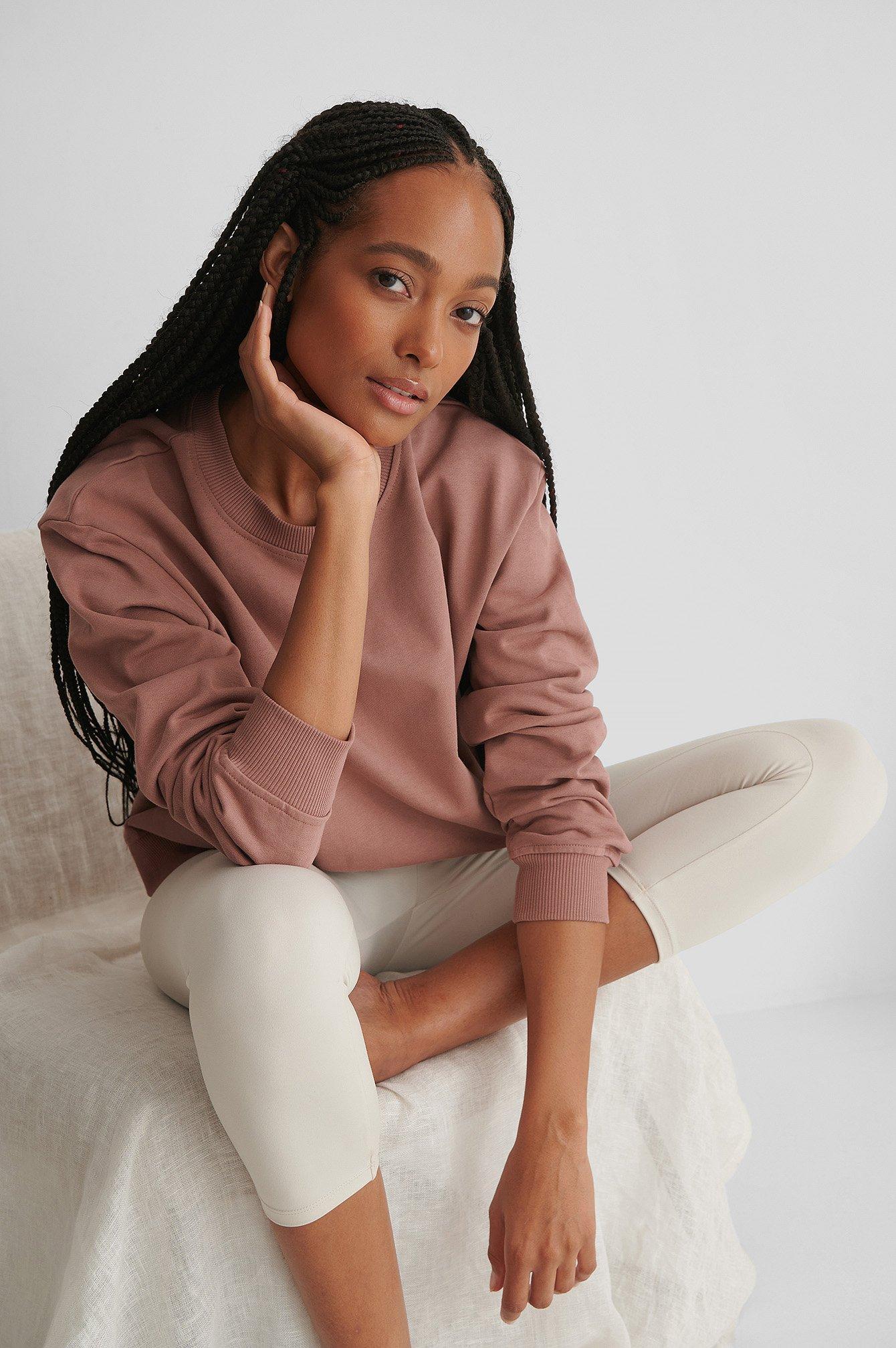 na-kd basic -  Normaler Pullover - Pink