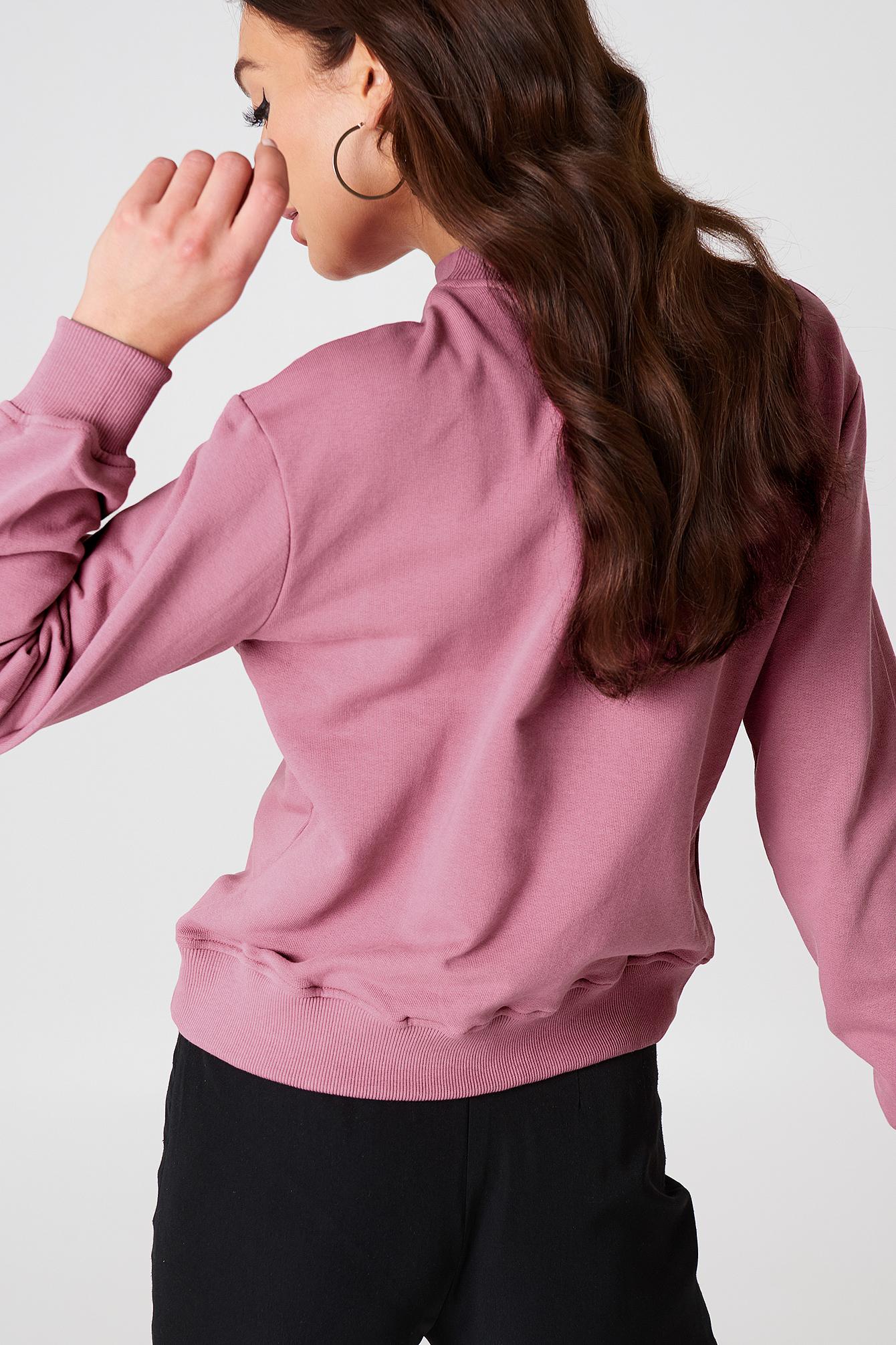 Basic Sweater NA-KD.COM