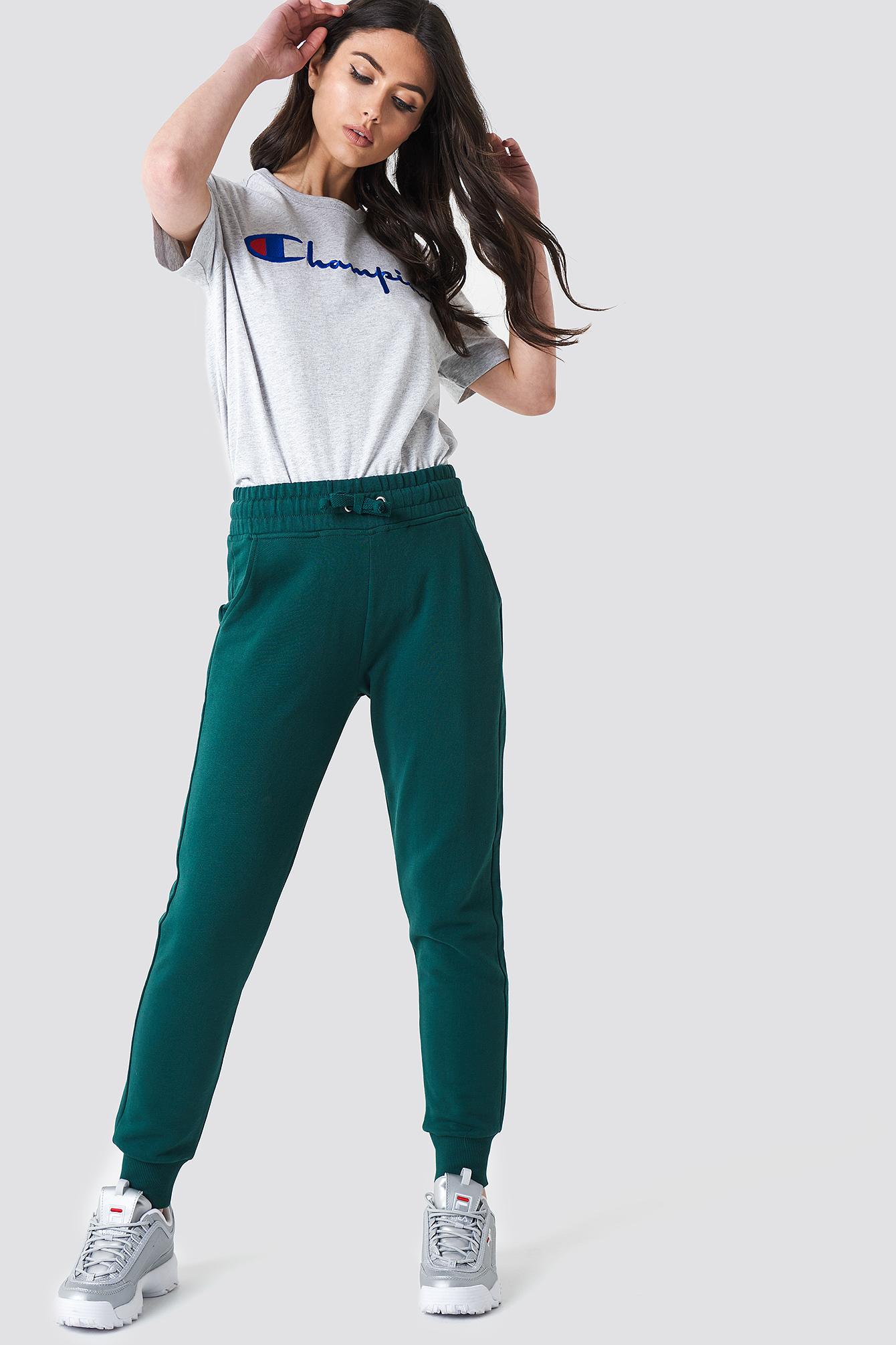 Basic Sweatpants NA-KD.COM
