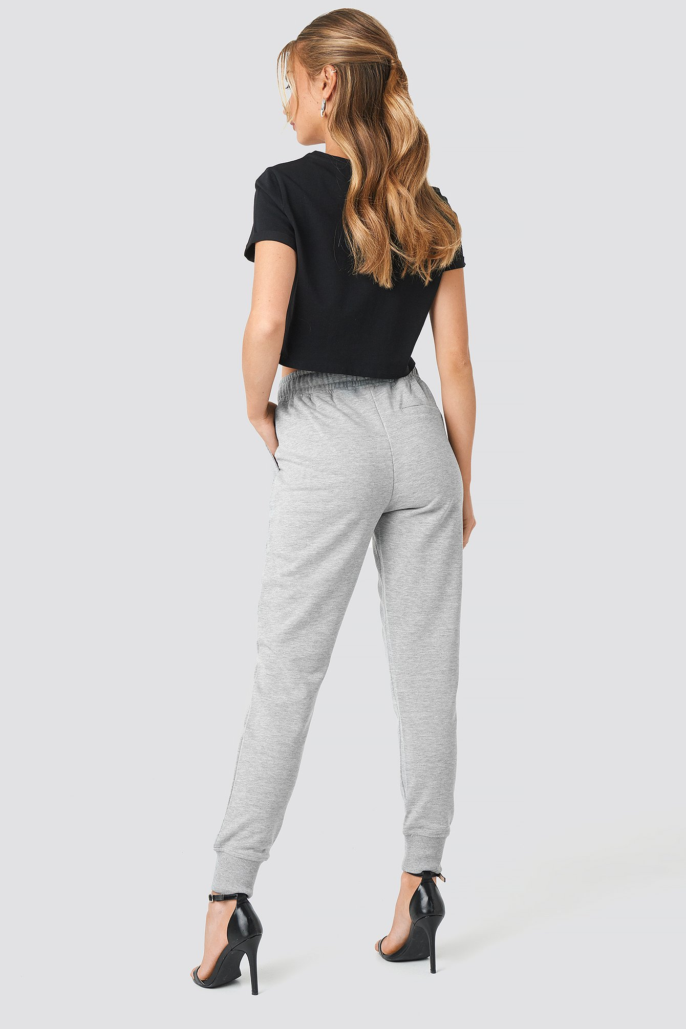 Basic Sweatpants NA-KD.COM