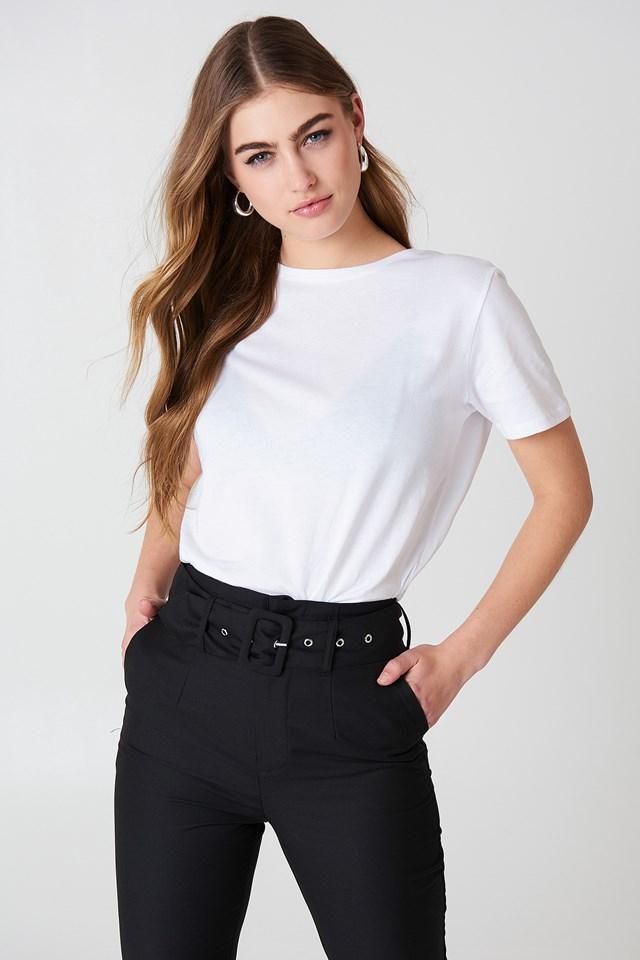 T-shirt basic NA-KD Basic