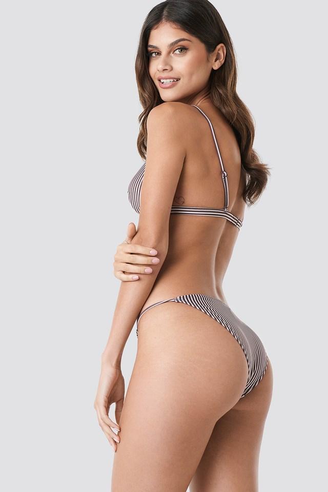 Basic Triangle Bikini Bra NA-KD.COM
