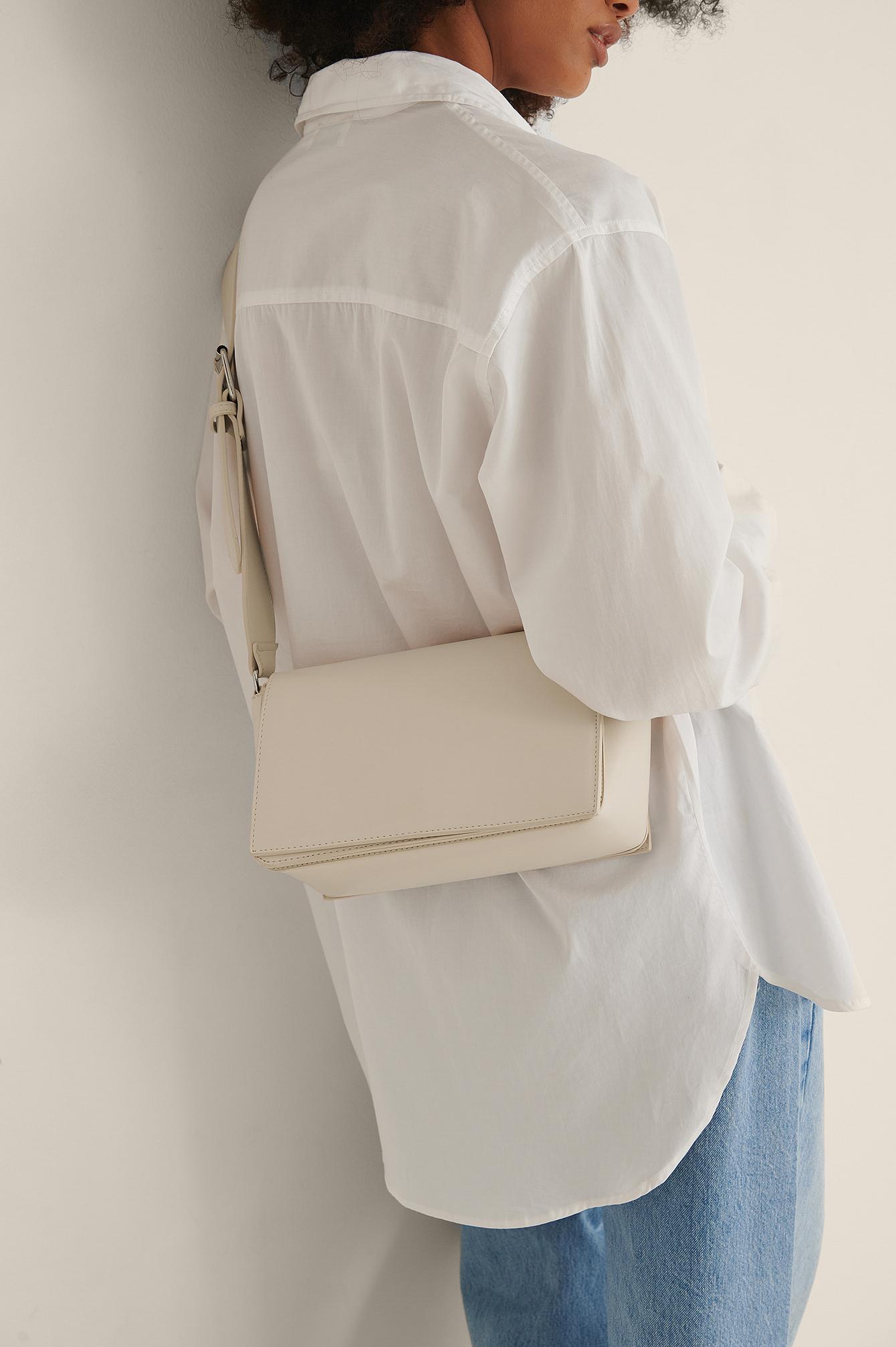 na-kd accessories -  Crossbody-Tasche - Beige