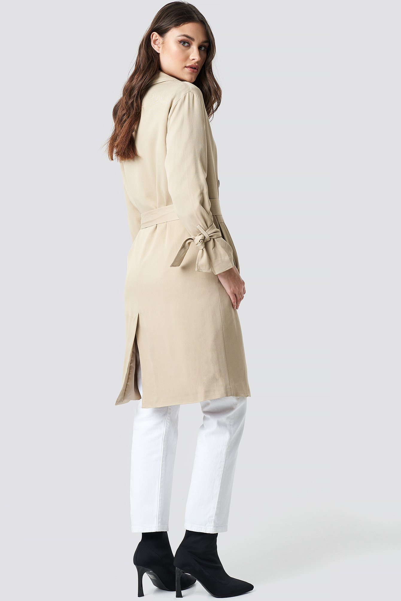 Belted Trench Coat NA-KD.COM