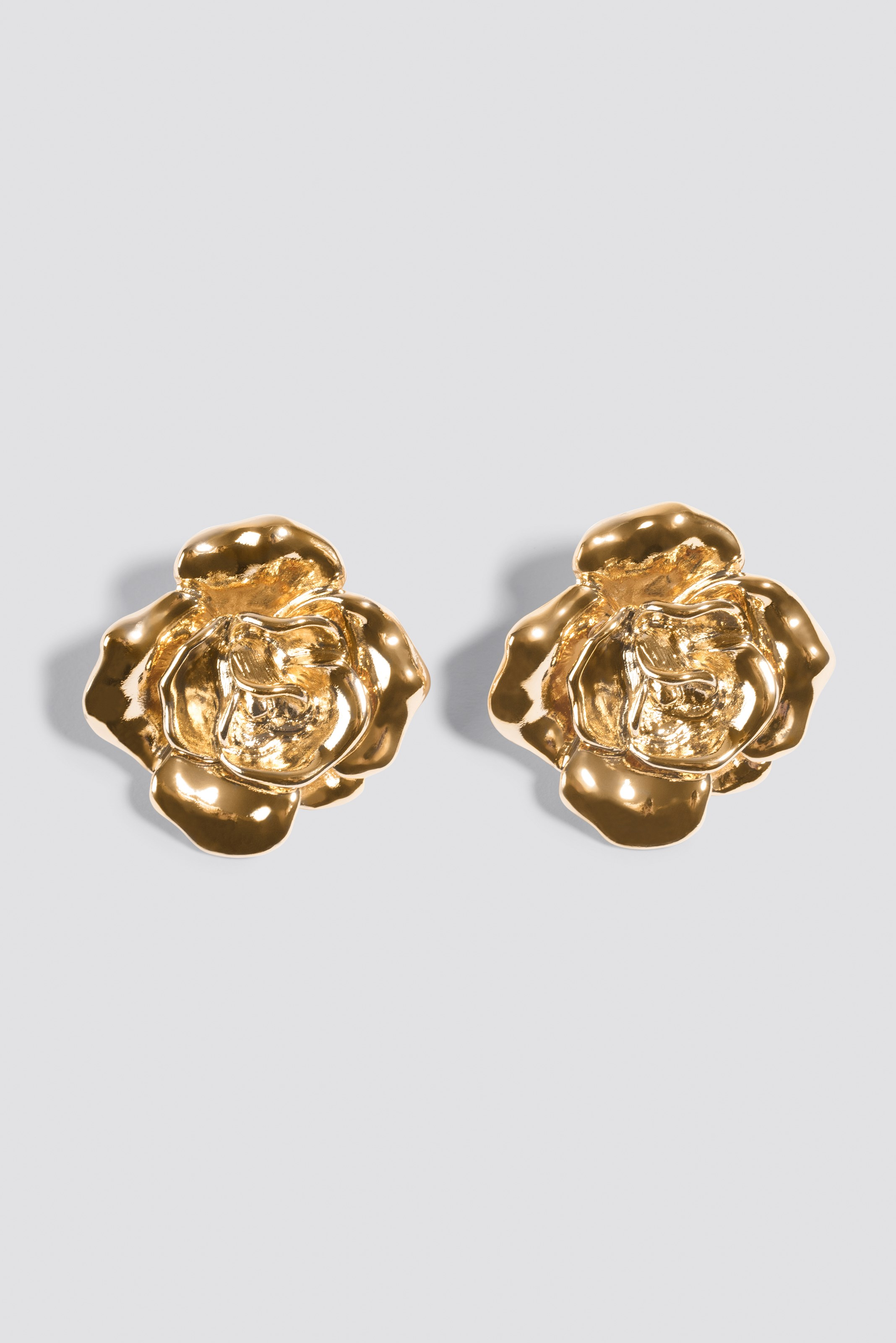 Big Blossom Stud Earrings NA-KD.COM