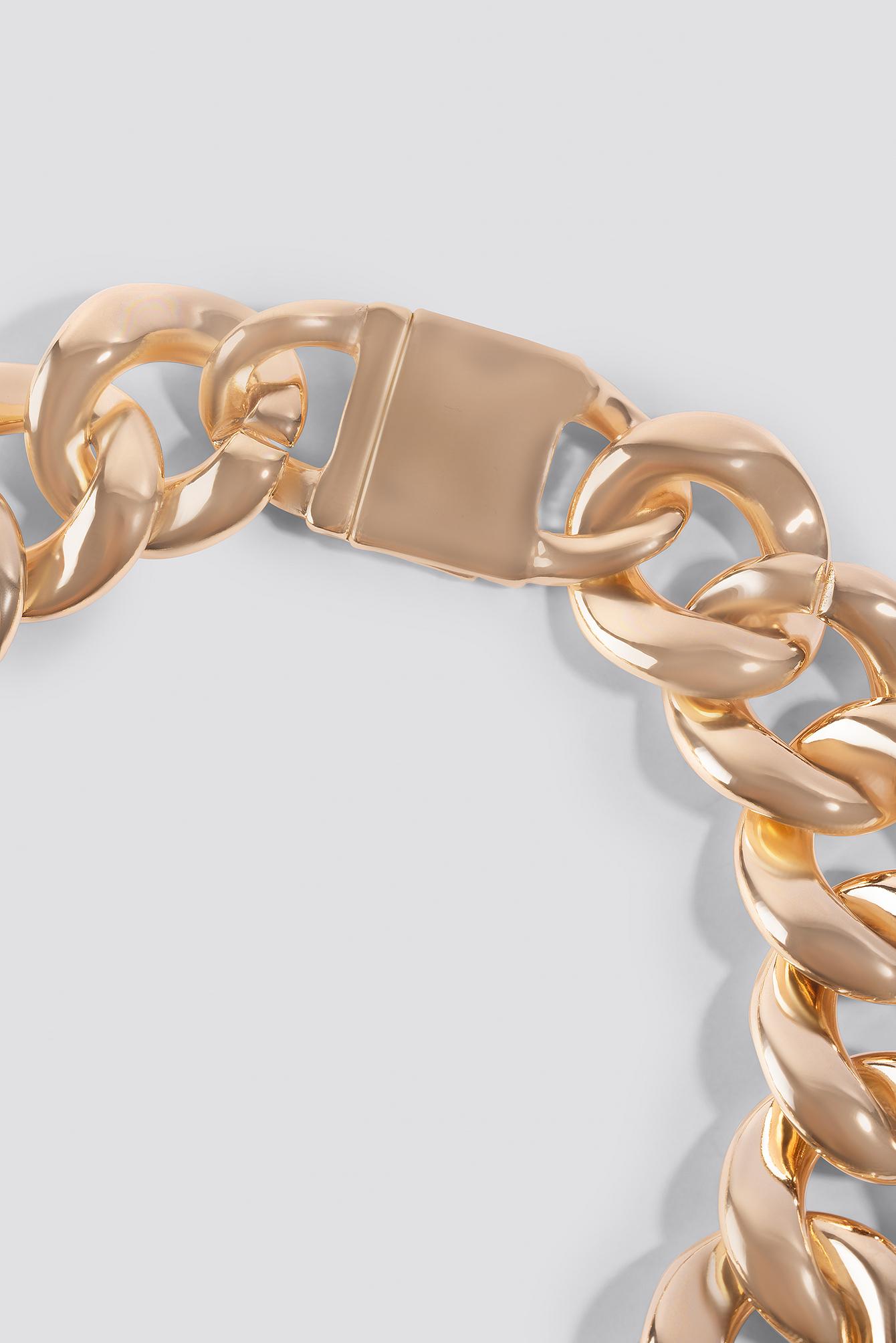 Big Chain Necklace NA-KD.COM
