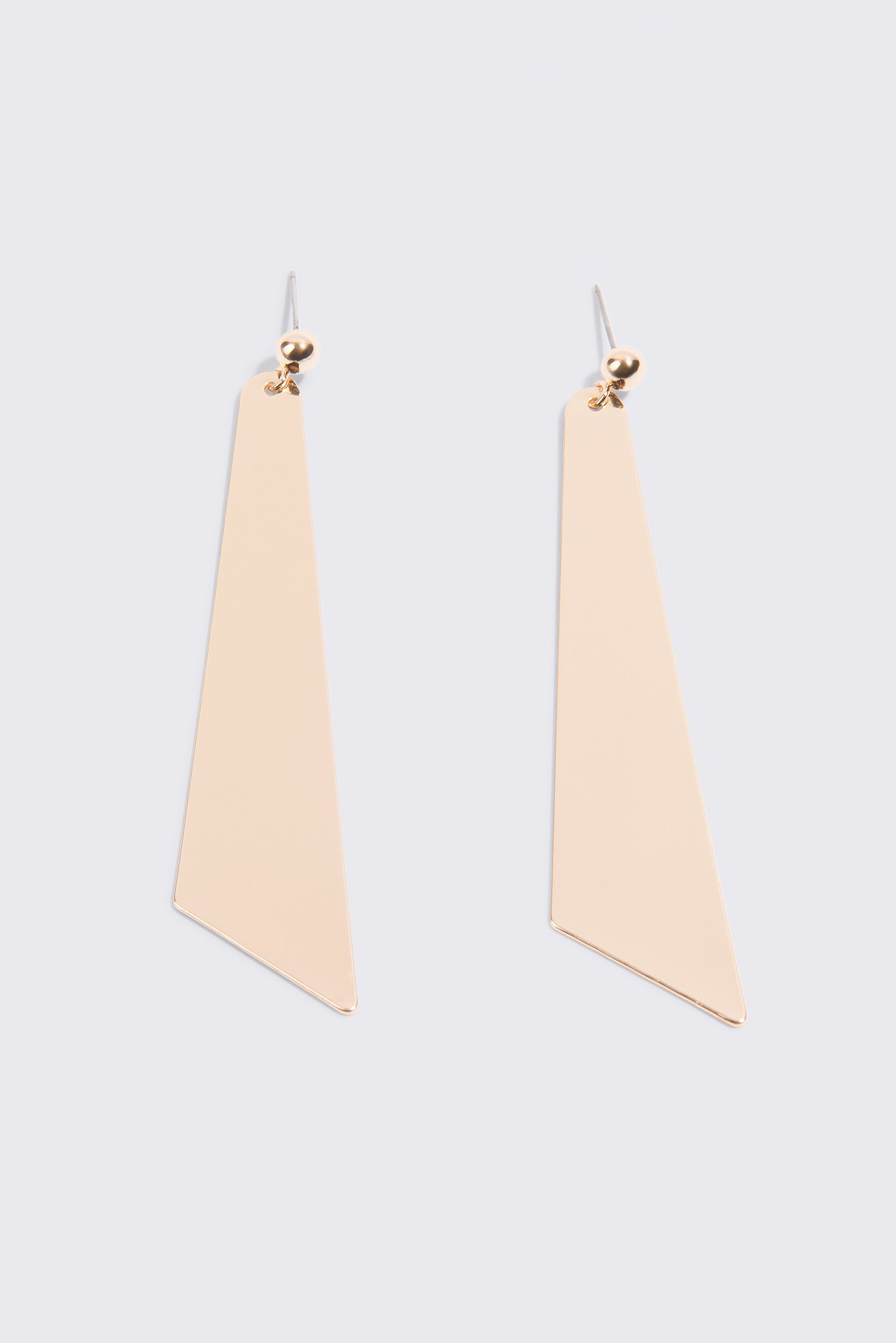 Big Geometric Drop Earrings NA-KD.COM