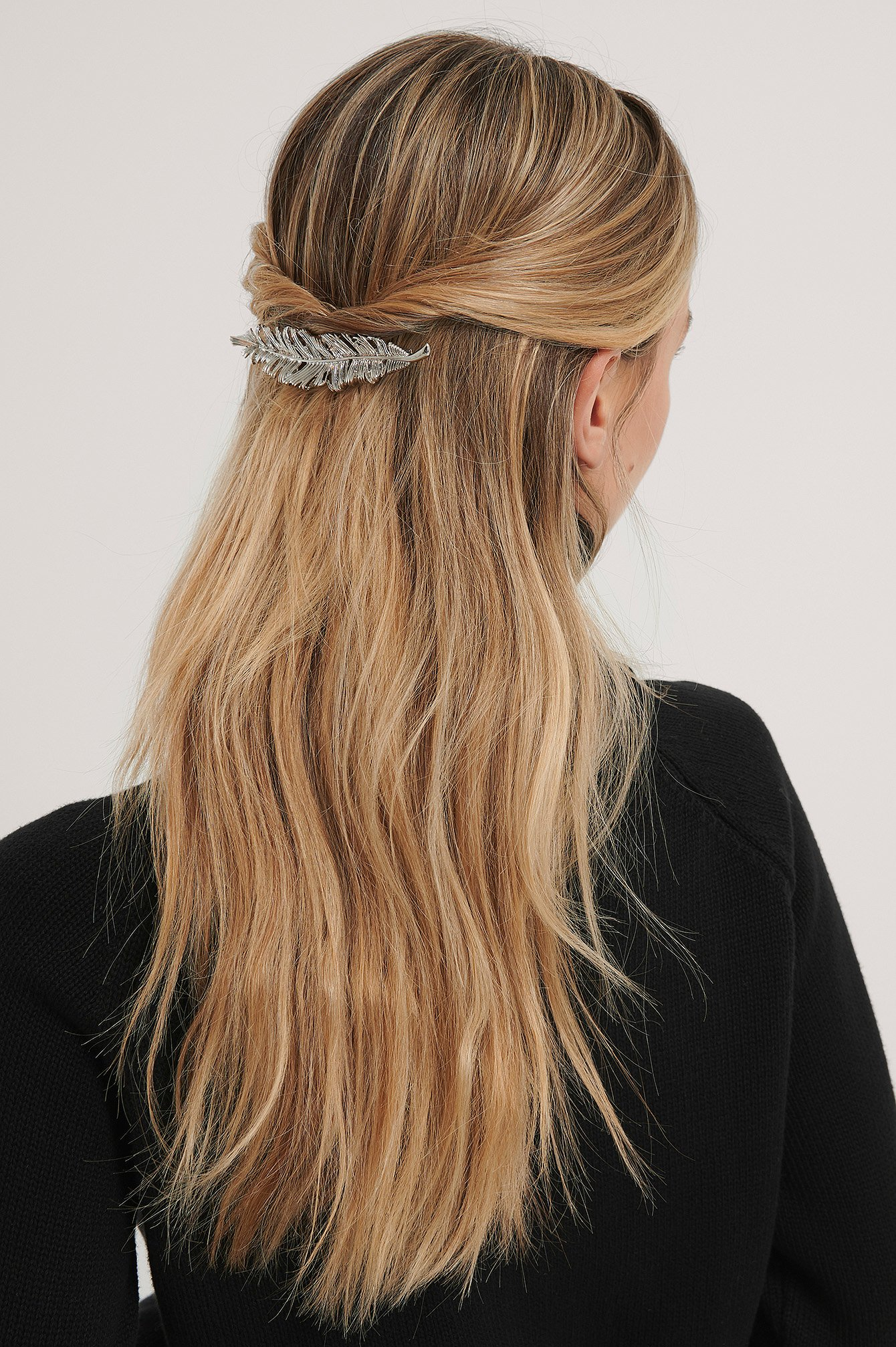 na-kd accessories -  Haarspange - Silver