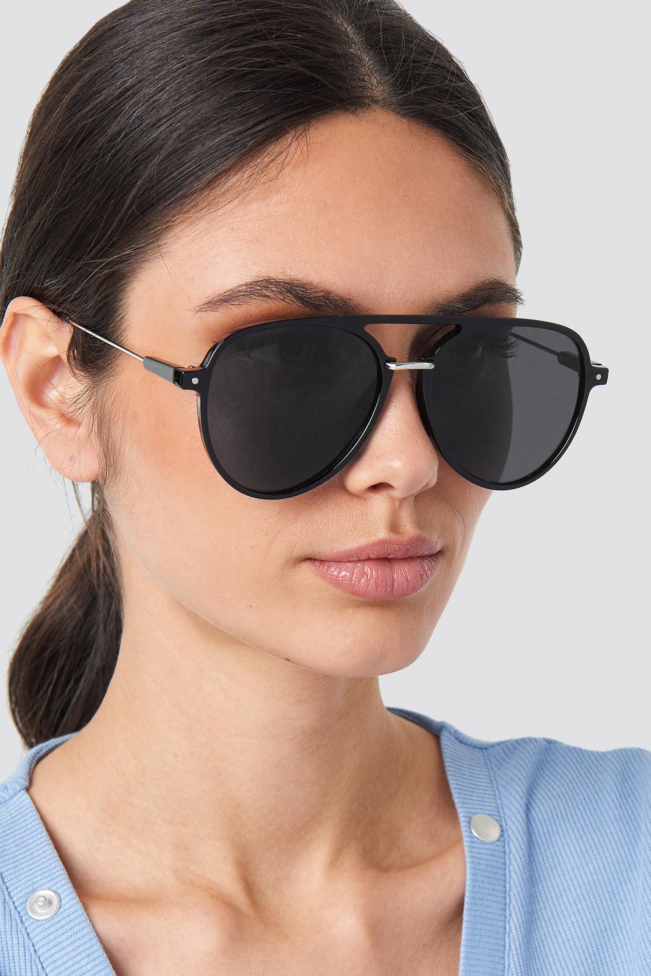 Big Pilot Sunglasses NA-KD.COM