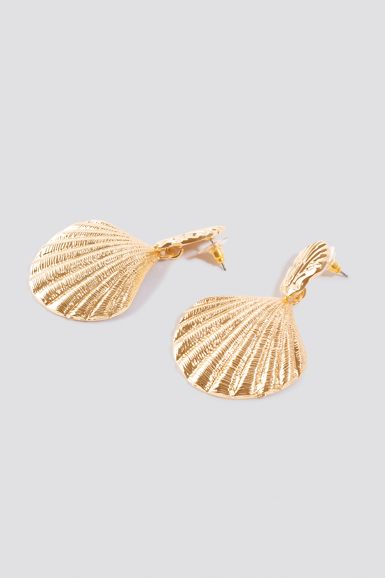 Big Shell Earrings NA-KD.COM
