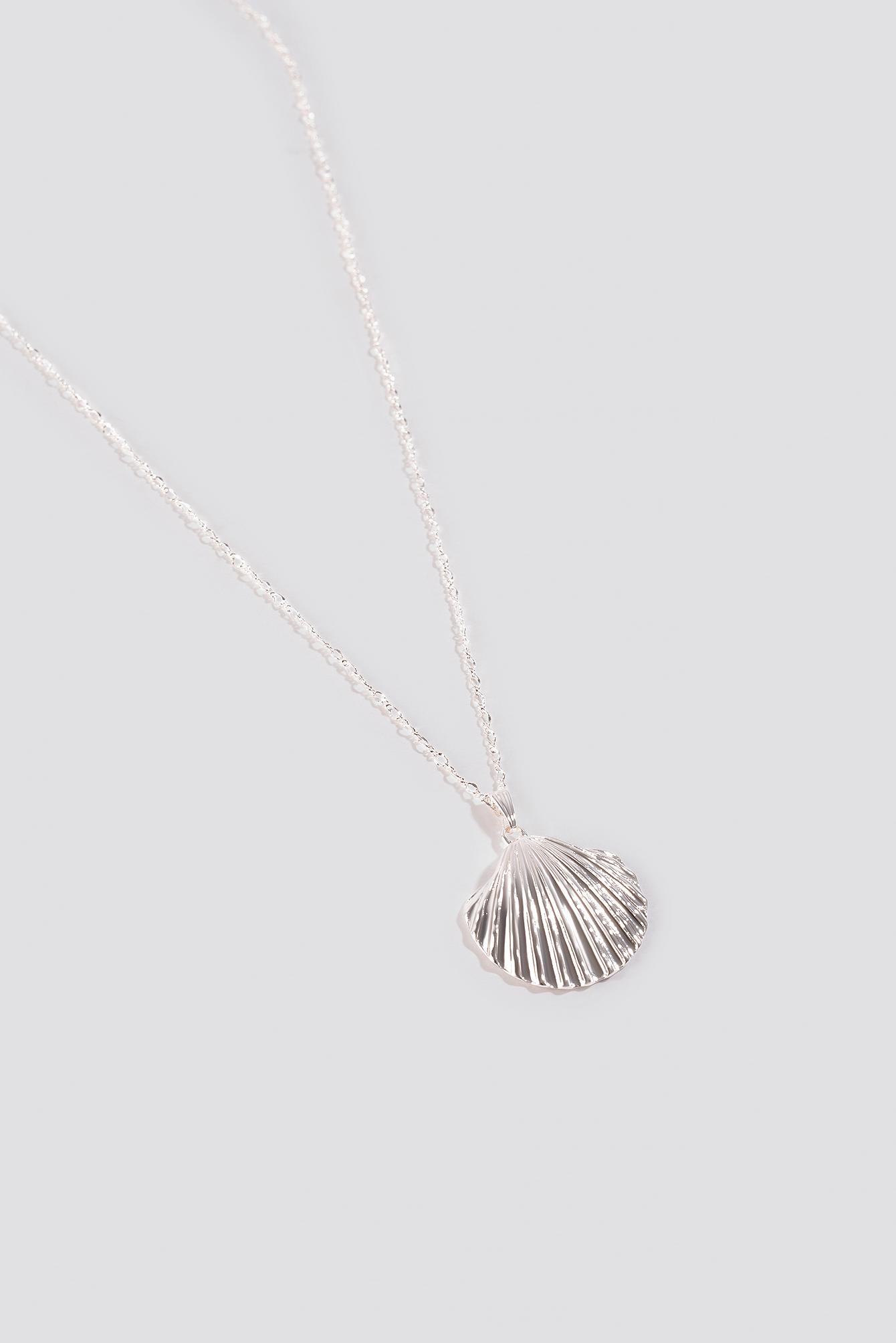 Big Shell Necklace NA-KD.COM