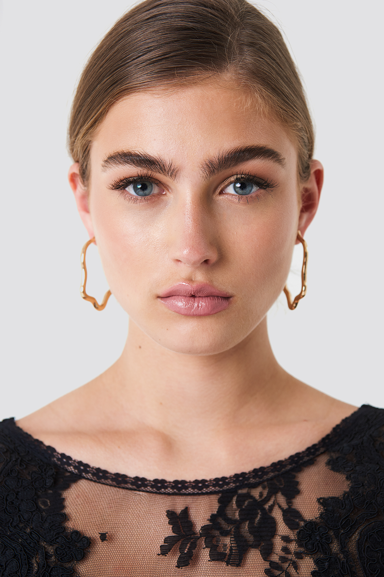 Big Snake Earrings NA-KD.COM