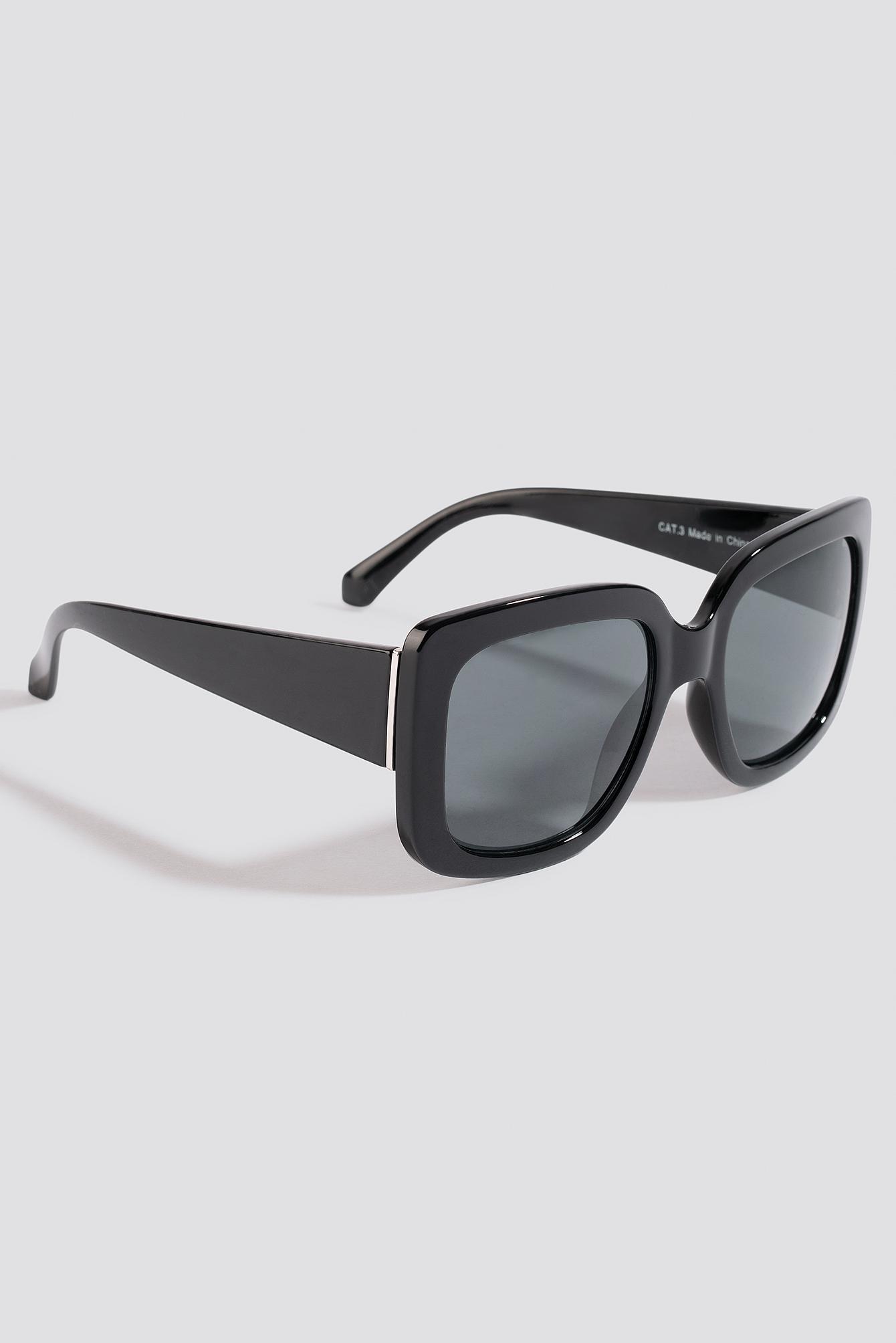 Big Squared Sunglasses NA-KD.COM