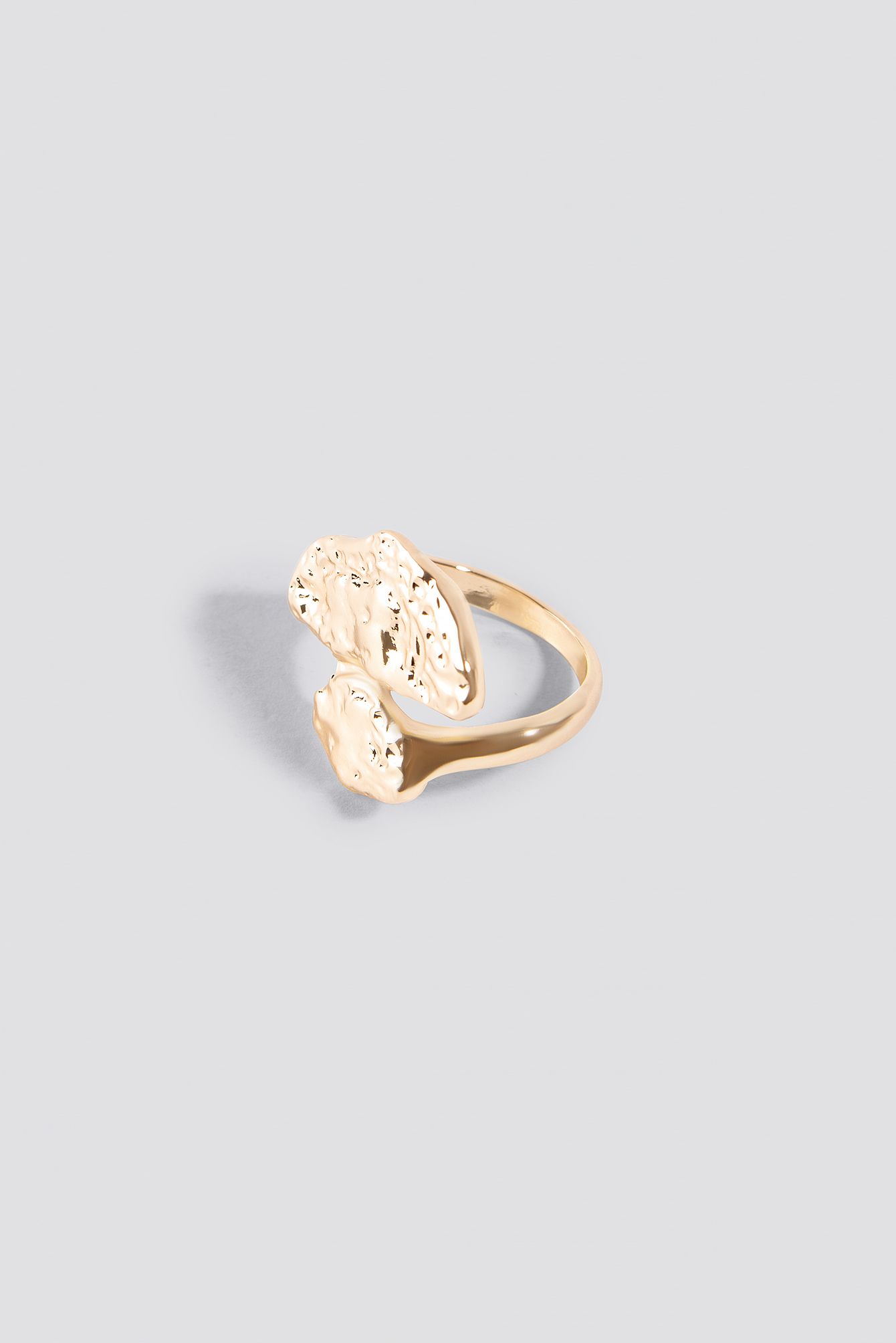 Big Structured Ring NA-KD.COM
