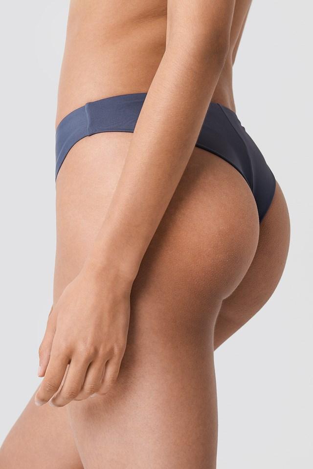 Bikini Bottom Indigo