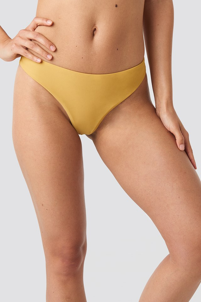 Bikini Bottom Mustard