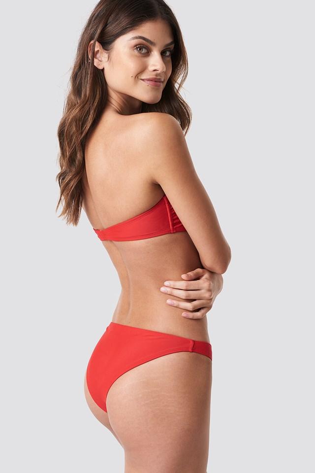 Bikini Panty Red