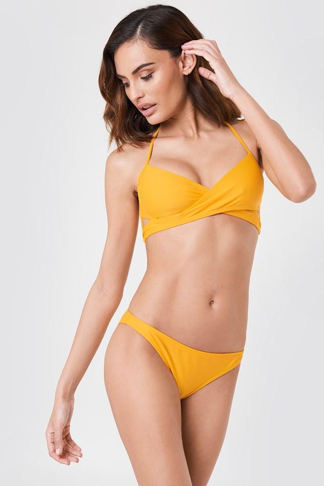 Bikini Panty Orange