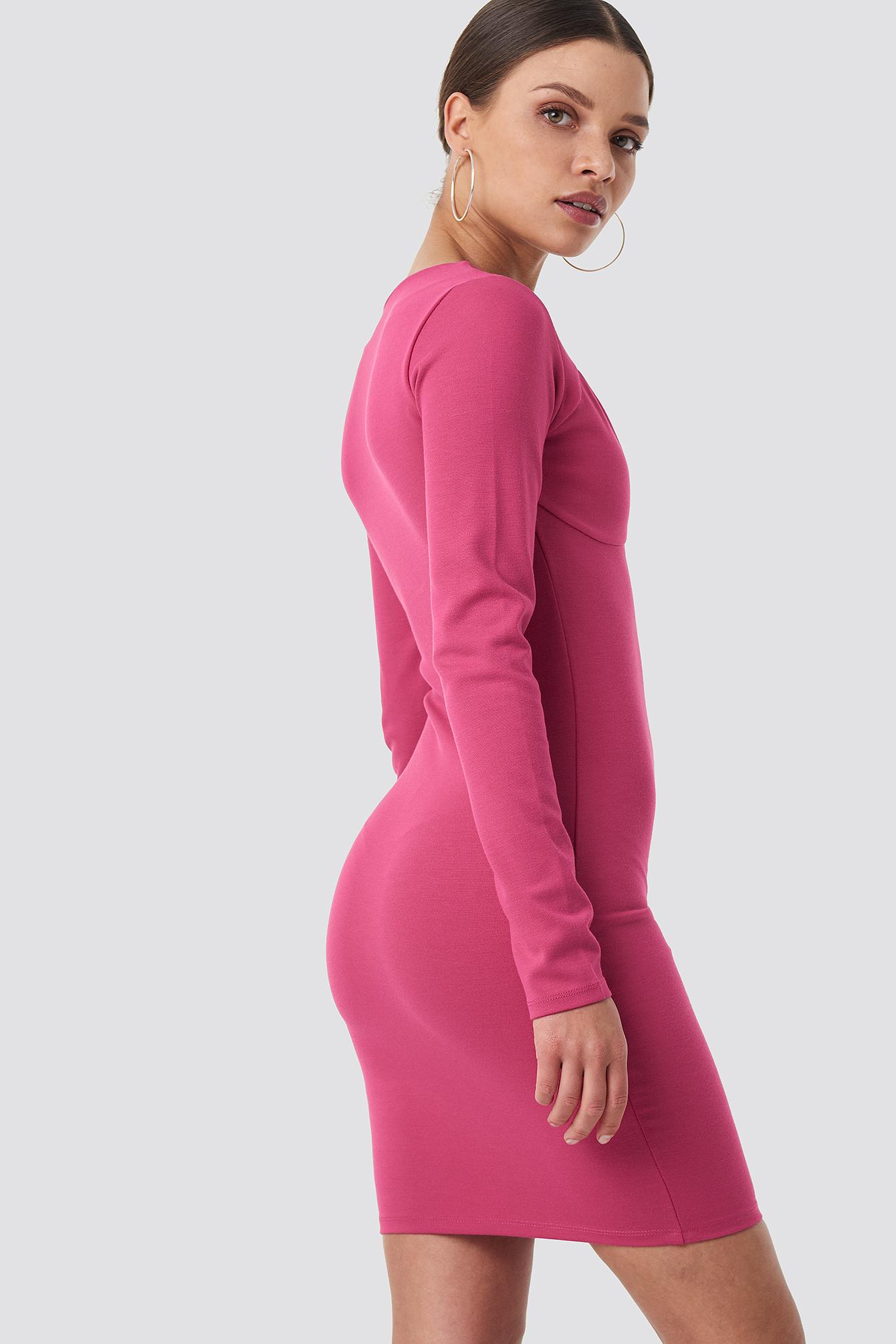 Bolero Dress NA-KD.COM