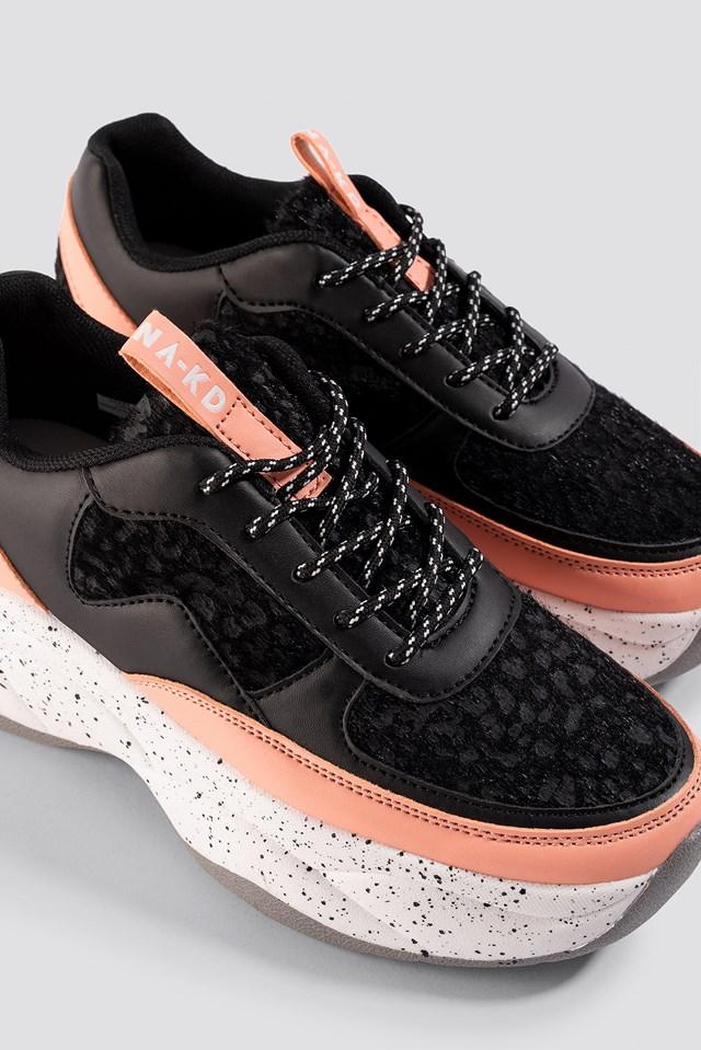 Bolt Sneaker Leo Comb