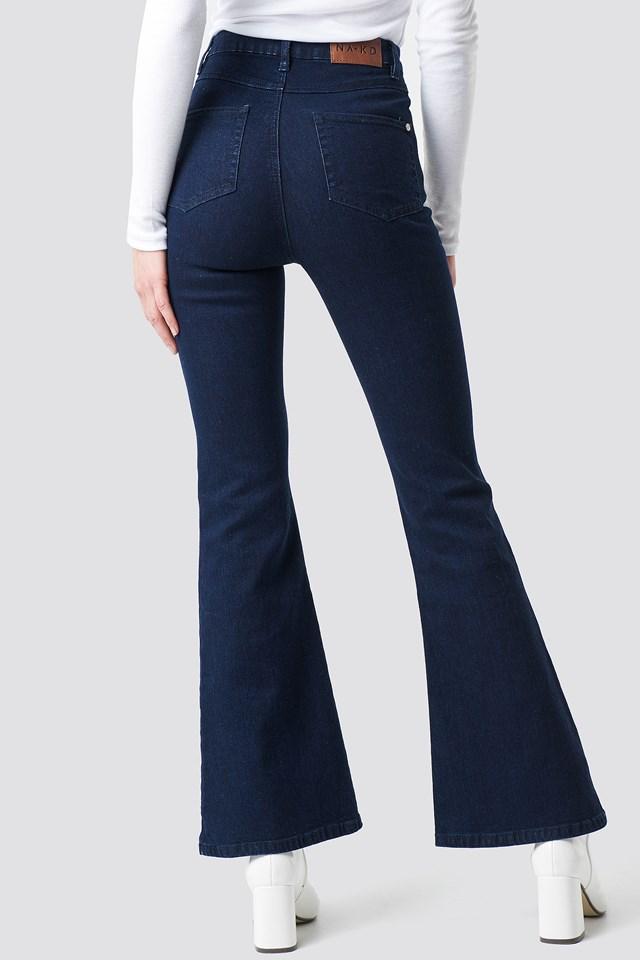 Bootcut Jeans NA-KD.COM