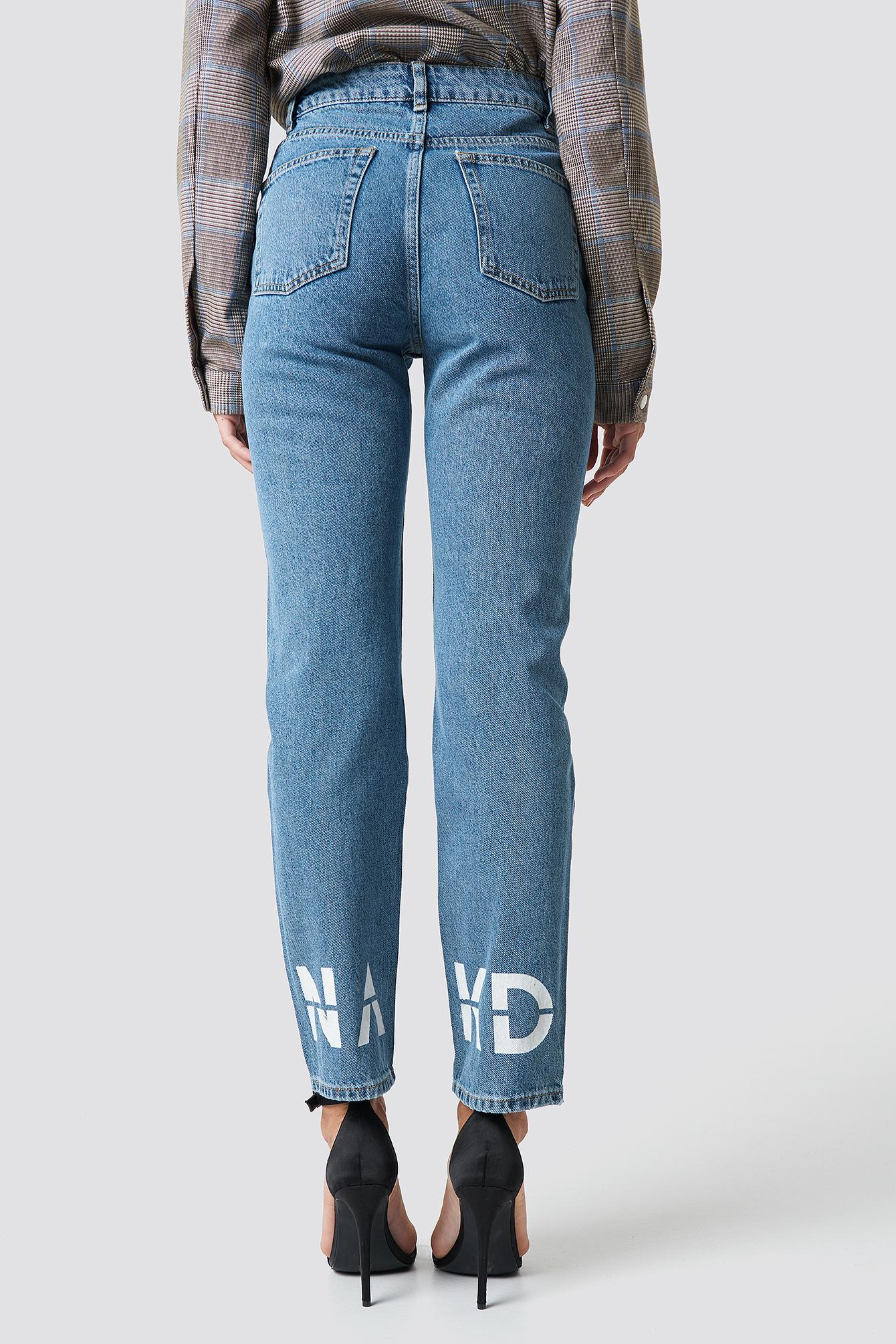 Branded Jeans NA-KD.COM