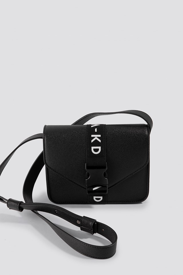 Buckle Bag Black