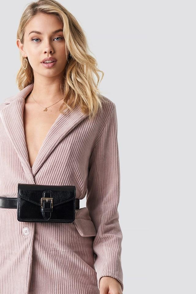 Buckle Detail Belt Bag NA-KD.COM