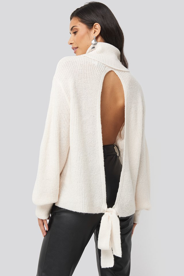 Oslo Sweater Off White
