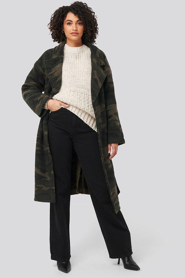 Camo Coat NA-KD