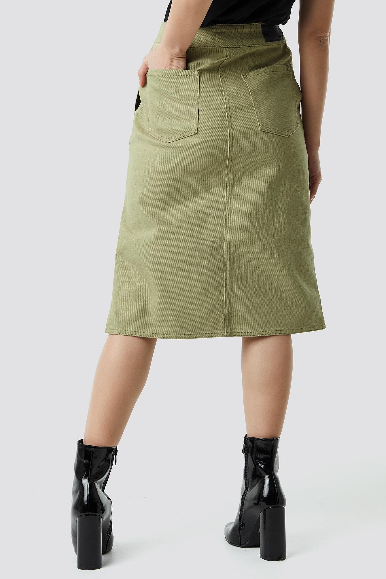 Cargo Skirt NA-KD.COM