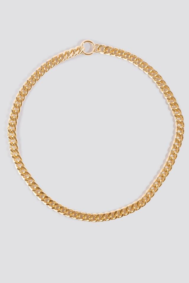 Chain Belt Gold