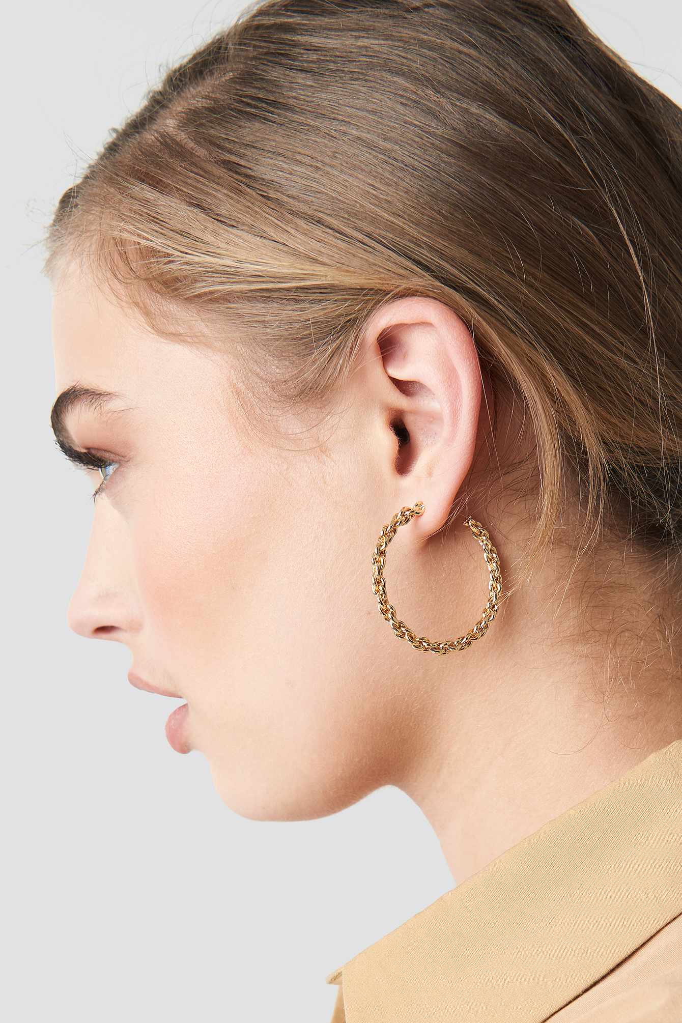 Chain Earrings Set NA-KD.COM