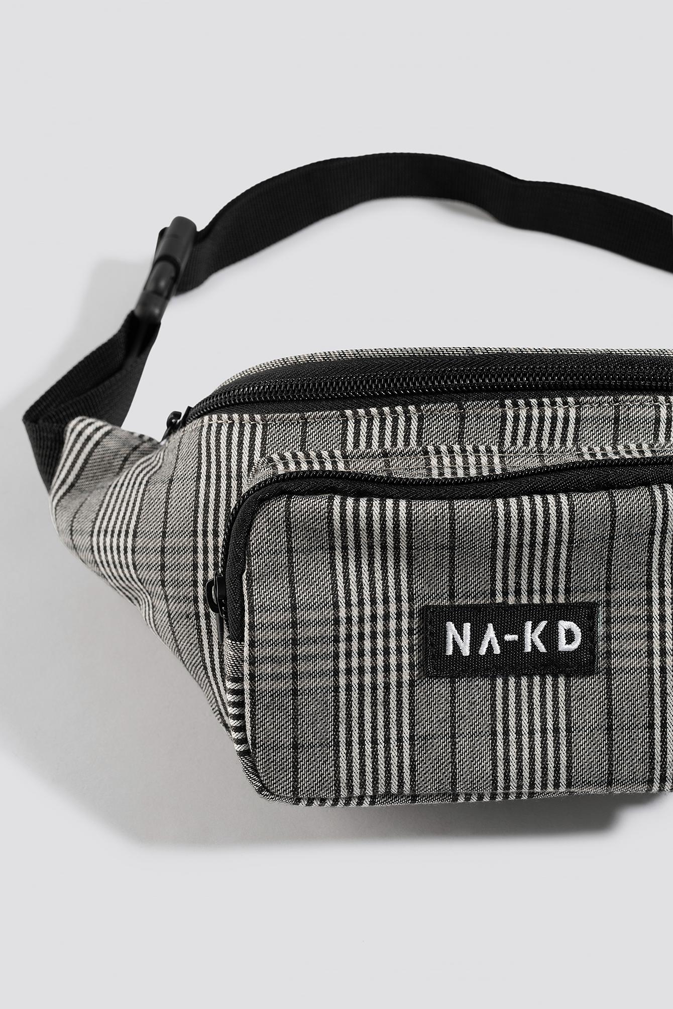 Checked Fanny Pack NA-KD.COM