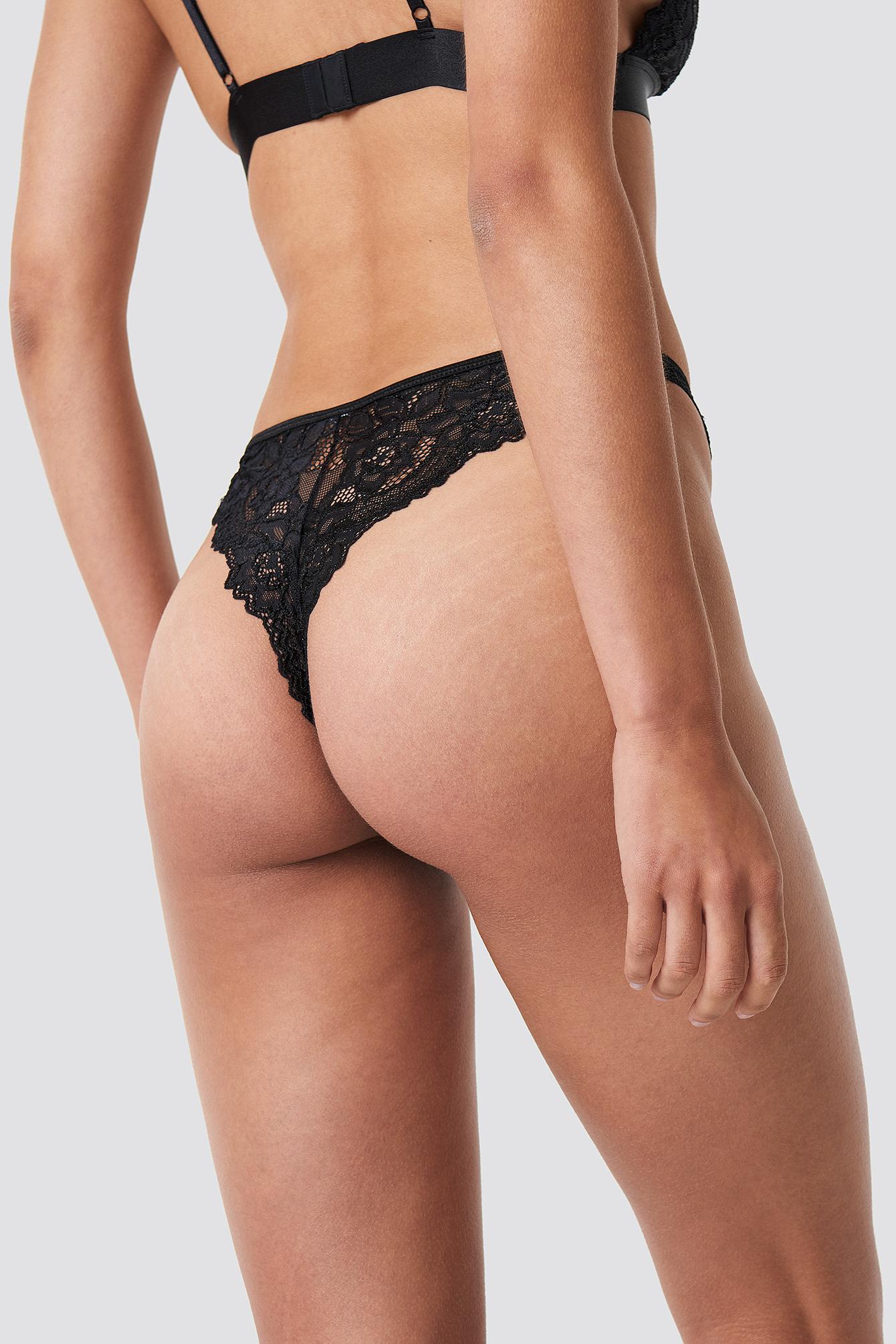 Cheeky Lace Panty NA-KD.COM