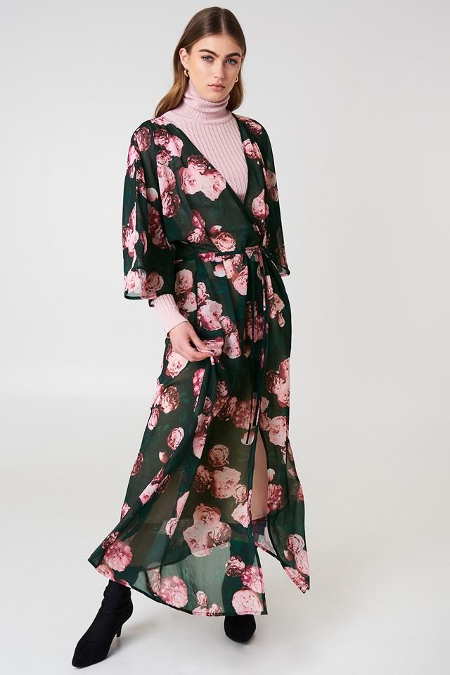 Chiffon Coat Dress NA-KD.COM