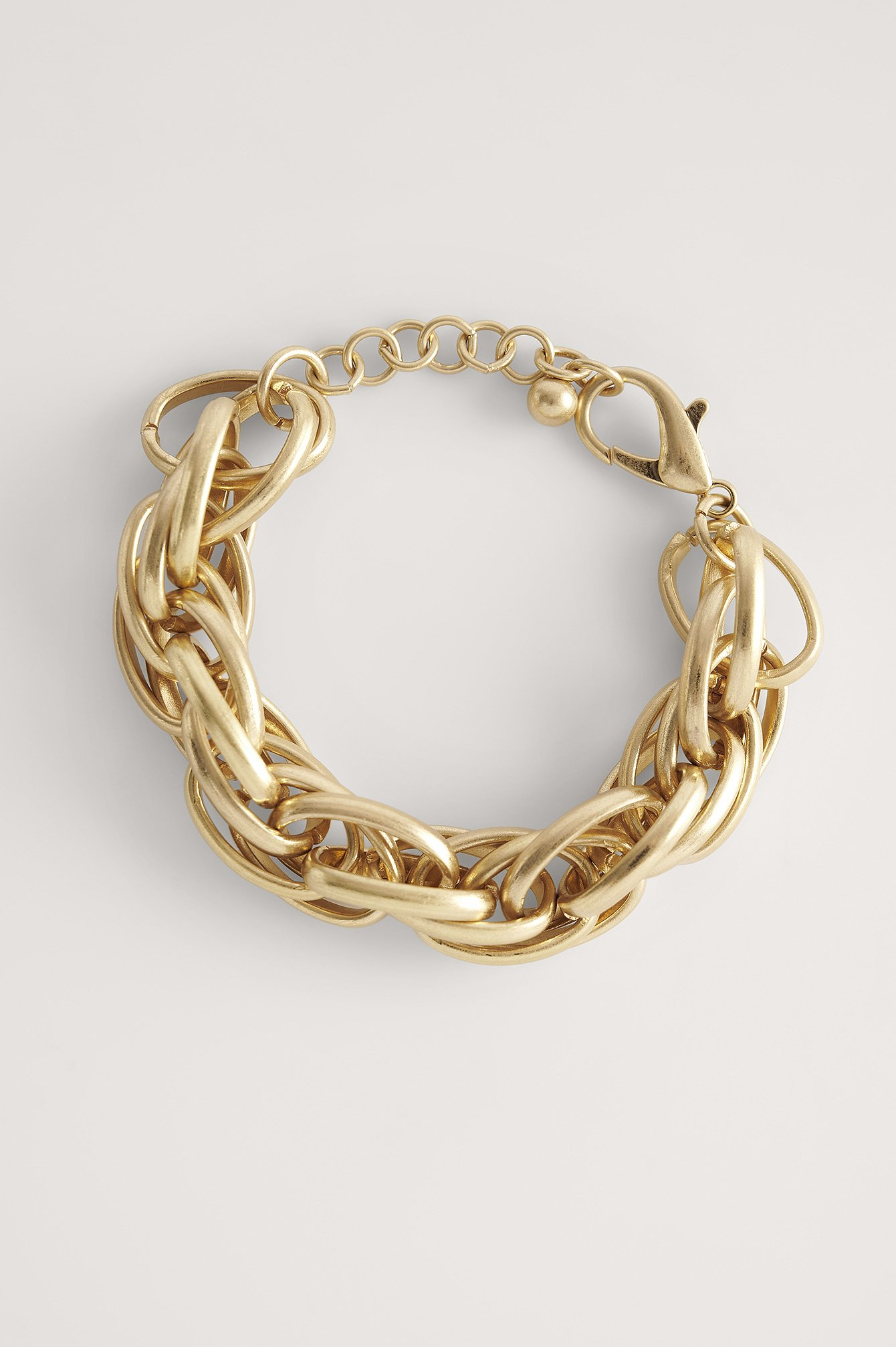 NA-KD Accessories Armbånd - Gold