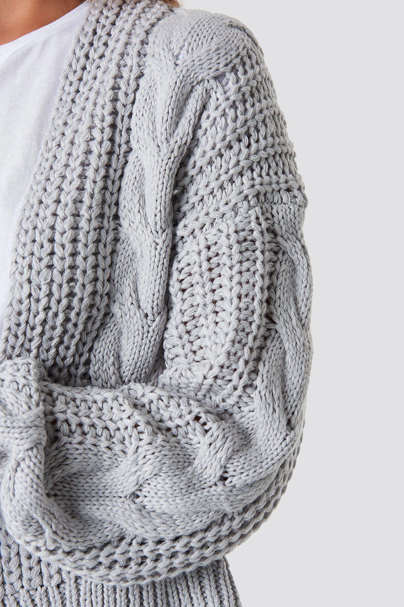 Chunky Cable Knit NA-KD.COM