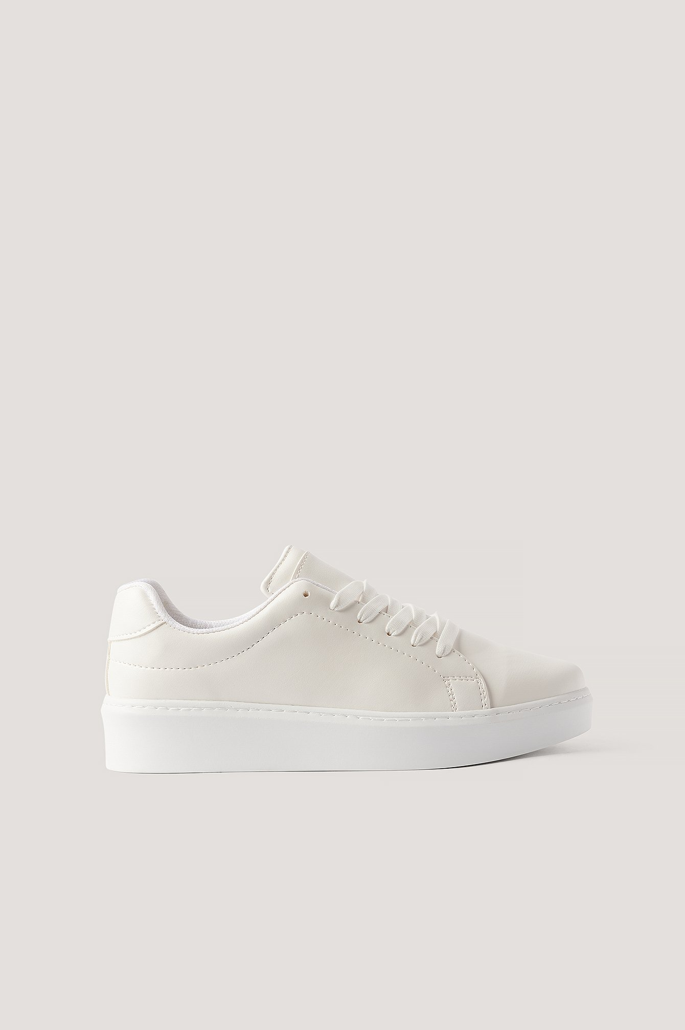 NA-KD Shoes Sneakers - White