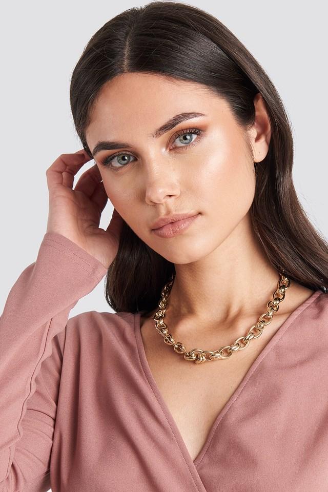 Cobi Necklace Gold