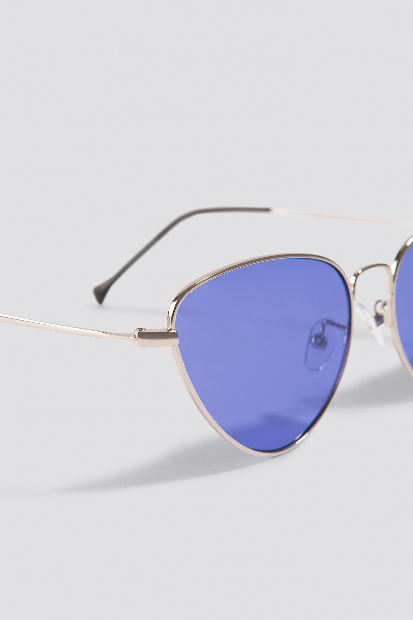 Colored Cateye Sunglasses NA-KD.COM