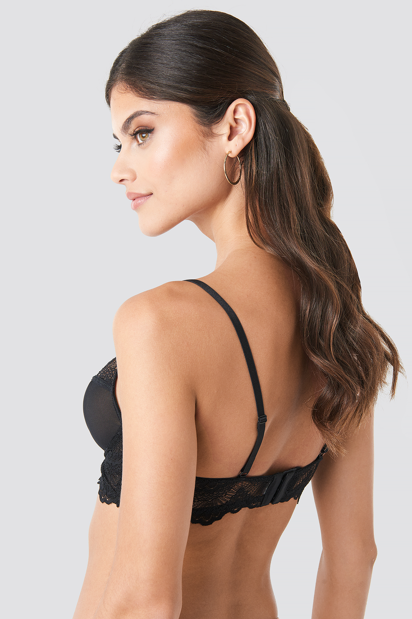 Combined Lace Cup Bra NA-KD.COM