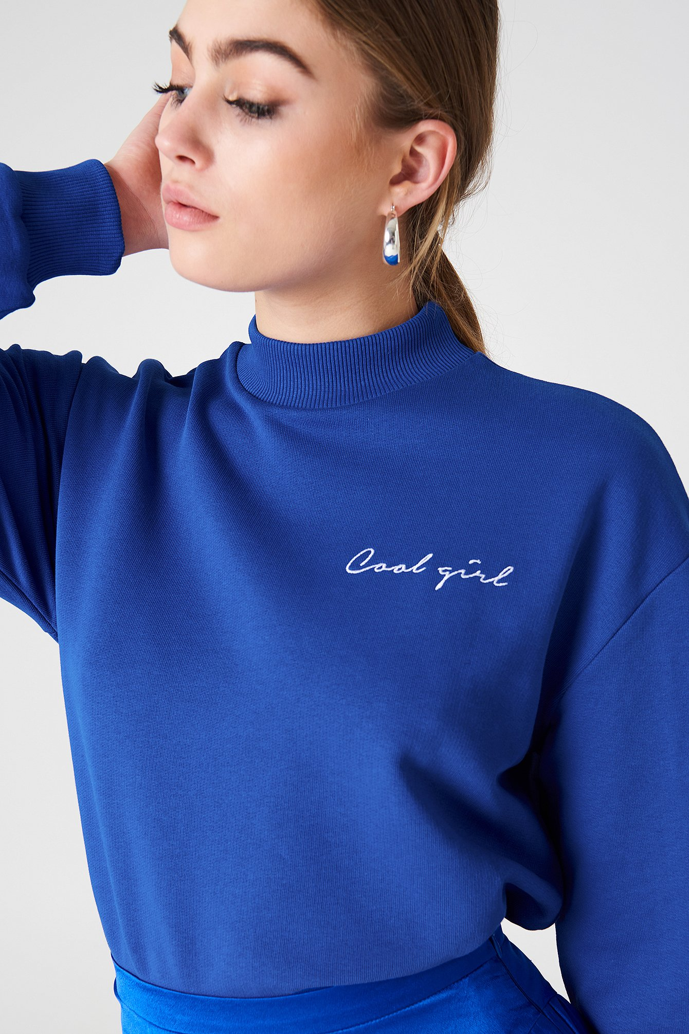 Cool Girl Sweatshirt NA-KD.COM