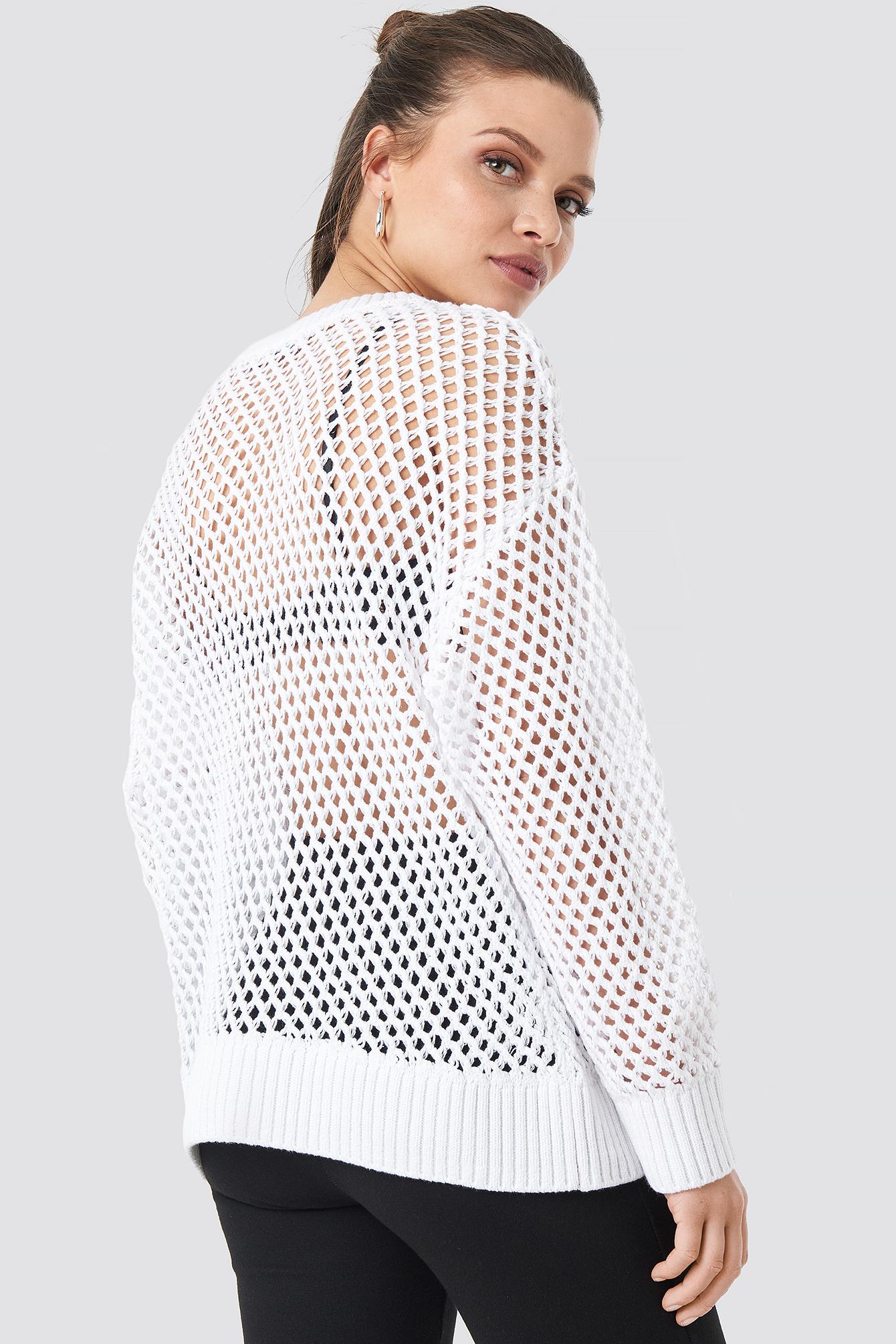 Cotton Knit Jumper NA-KD.COM