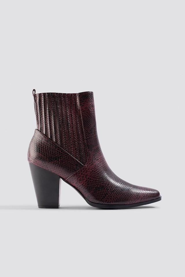 Cowboy Boots NA-KD Shoes