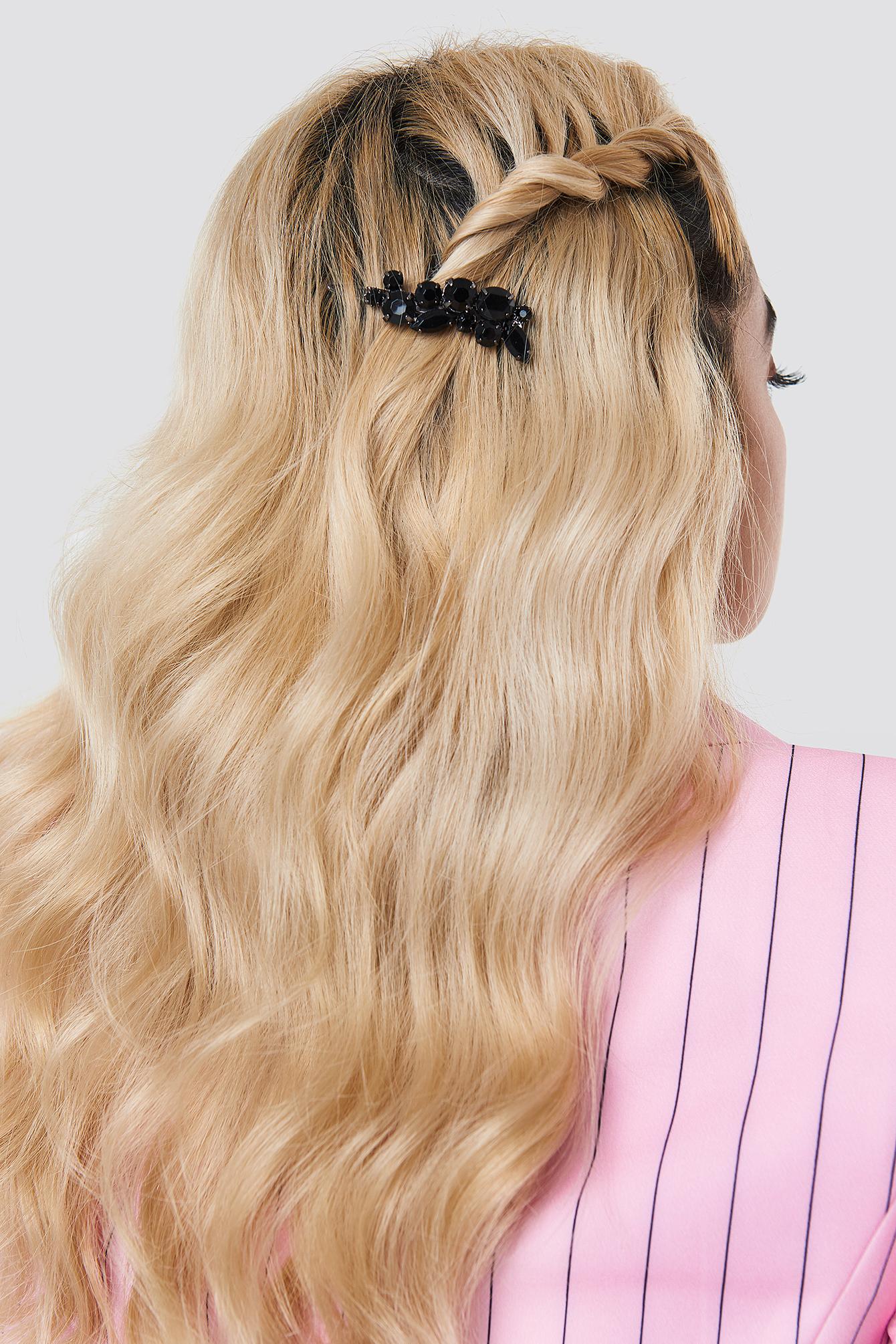 Cristal Detail Hairclip NA-KD.COM