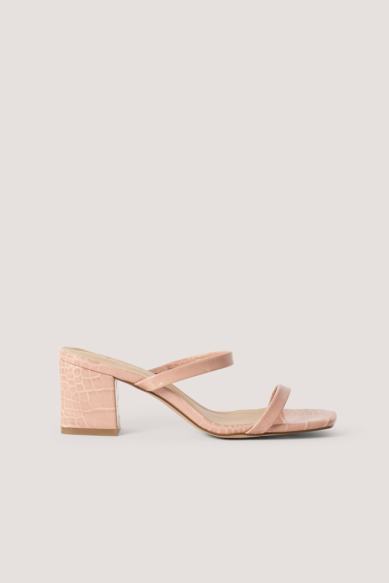 na-kd shoes -  Sandalen - Pink