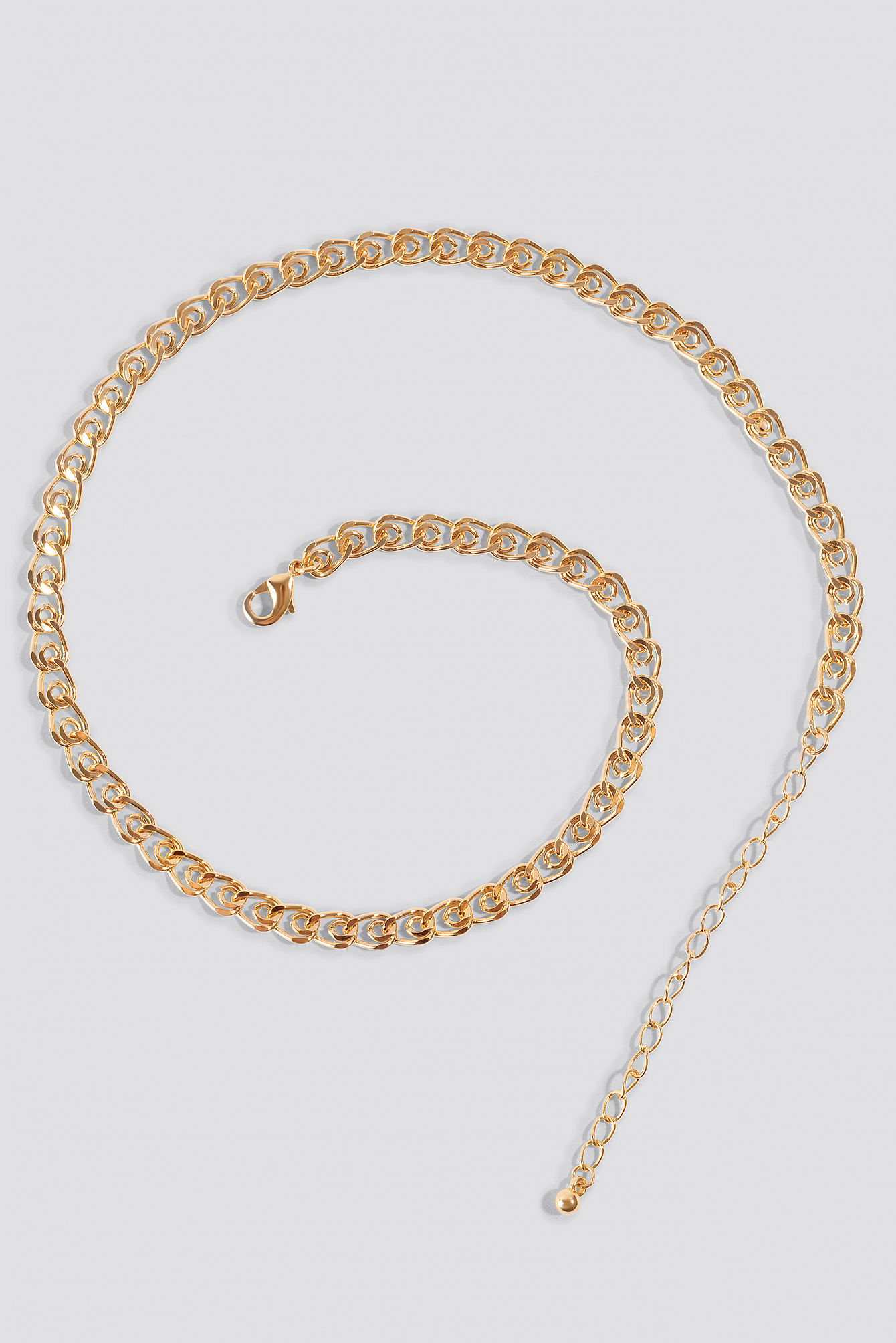 Curb Chain Necklace NA-KD.COM