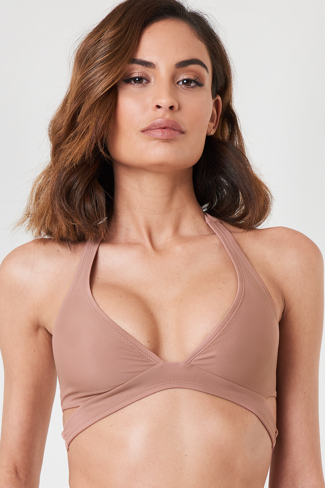 Cut Out Bikini Top NA-KD.COM